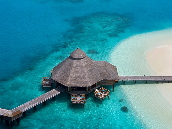 Conrad Maldives Rangali Island Charlotte Travel